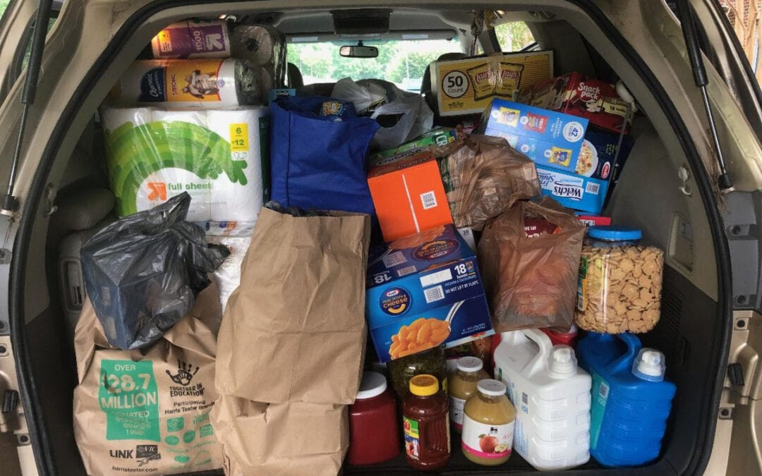 Kennedy Home Food and Supplies Drive a Success
