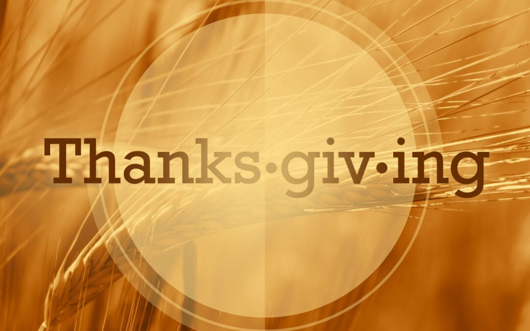 Solos, Songs, and Hymns of Thanksgiving