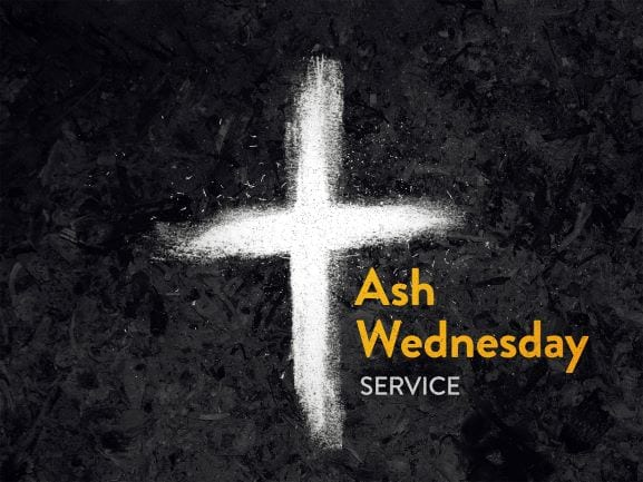 Drive-by Ash Wednesday Service – February 17th