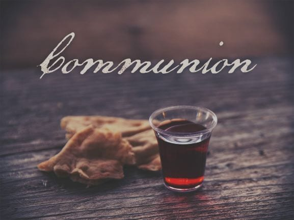 Lord's Supper – January 31st