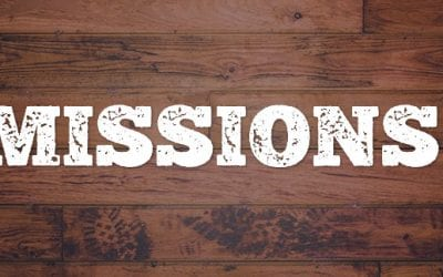 Spring Missions Offering set for May