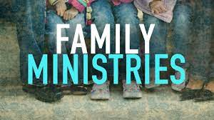 Family Ministries Sunday set for April 23rd