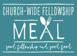 Church-wide Fellowship Set for July 18th