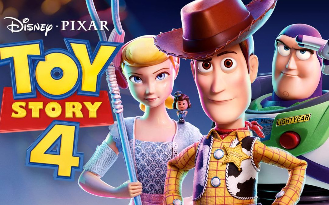 Family Ministry Outdoor Movie Night featuring Toy Story 4 – July 30th