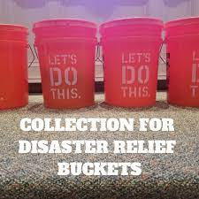 Disaster Relief Offering Set