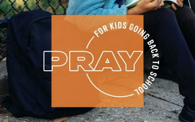 Blessing of the Backpacks and Teachers' Bags