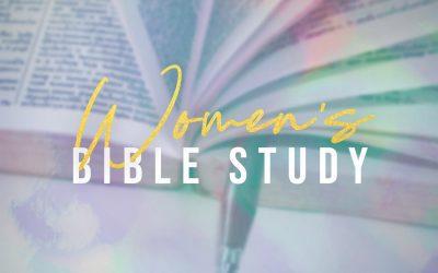 Women's Bible Study Set to Start New Series